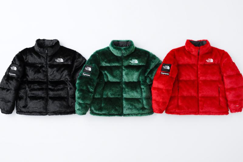 Supreme Fall Winter 2020 Week 16 Release Drop List Pricing Price Buy December 10 The North Face Mortal Kombat Arcade Game Crewneck Hooded Sweatshirt Half Zip Pullover 6 Panel Beanie Shirt Waist Bag Camp Cap Backpack Nuptse Jacket Trooper Stocking Pat McGrath Labs Lipstick