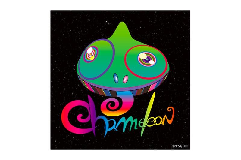 Tokyo Rock Band End of The World Takashi Murakami Vinyl Chameleon music songs tracks albums artwork 500 copies