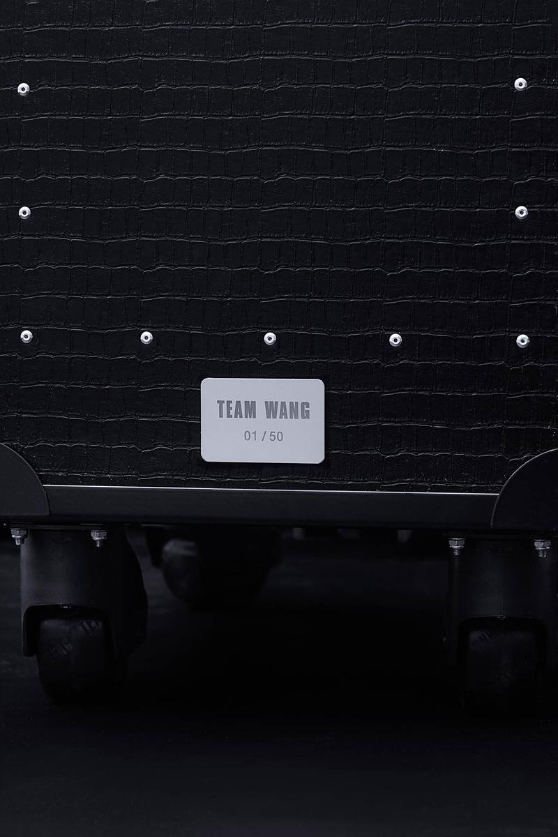 TEAM WANG Sparkle 4: The Cart Jackson Wang Home Design Wine Beer Champagne kpop singer design airline trolley