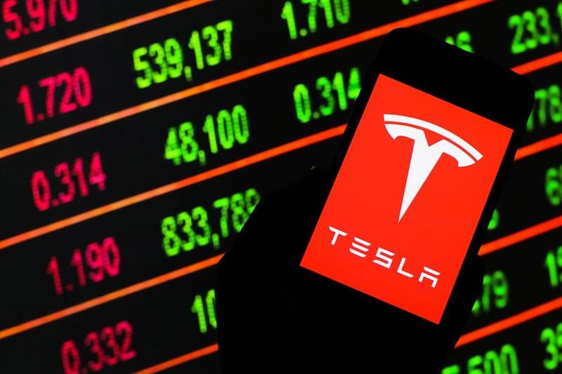 Tesla Pre-S&P 500 Entry 6 Percent Jump News Elon Musk Wall Street NYSE Money finance trading stocks