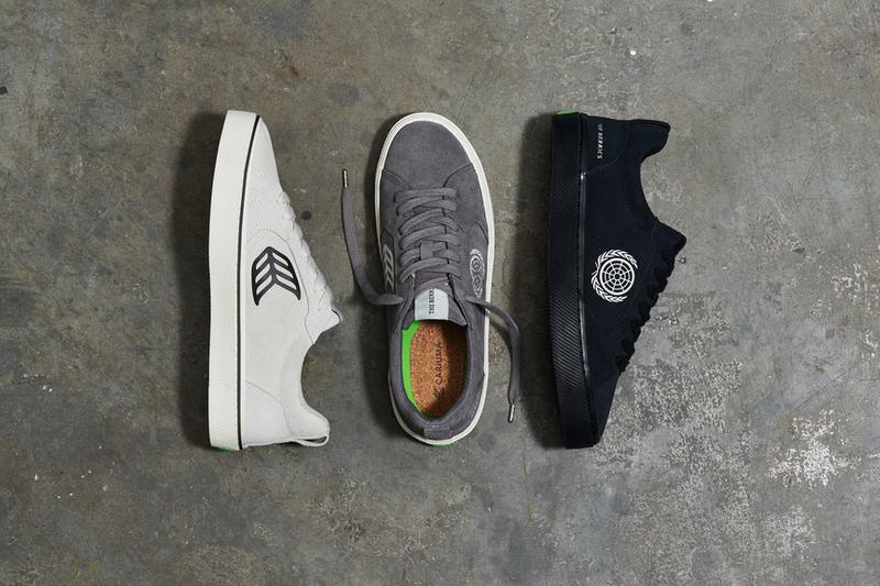 The Berrics x CARIUMA CATIBA PRO Skate Shoe Release Information Drop Date Closer First Look HYPEBEAST Skateboarding Sustainable Limited Edition Collaboration Colorways Steve Berra Eric Koston