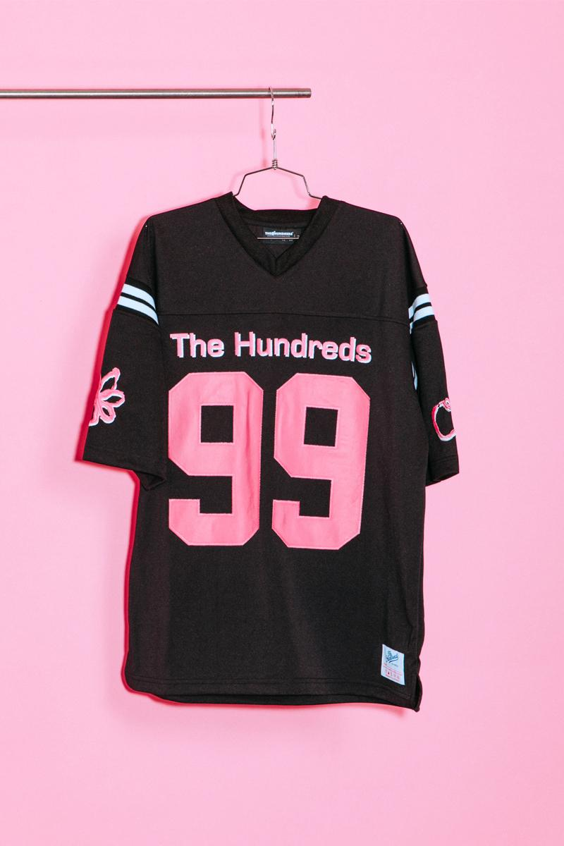 Britney Spears The Hundreds 90s Collaboration Princess of Pop Streetwear Music popstar Los Angeles