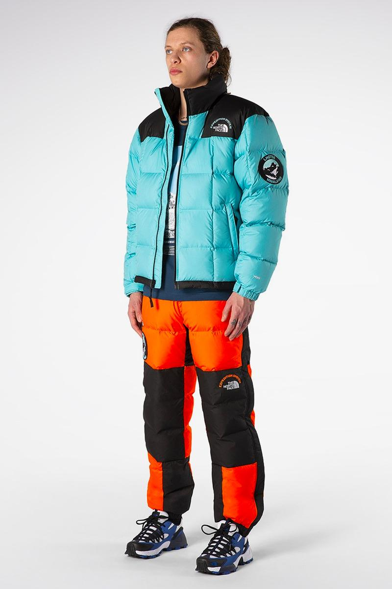 the north face nse expedition Sally McCoy 2020 capsule MENSWEAR streetwear womenswear outerwear fall winter 2020 collection jackets
