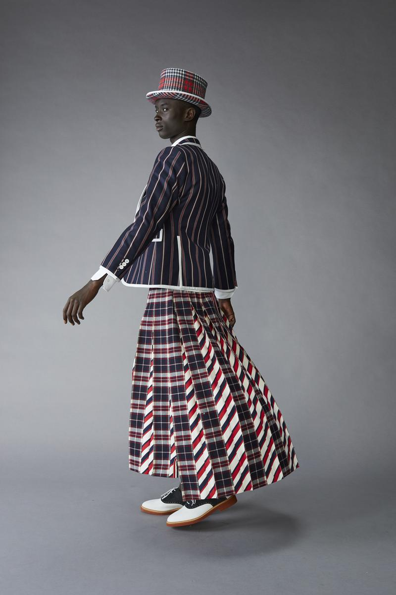 Thom Browne Fall 2021 One Collection Lookbook first delivery fw21 new york ny