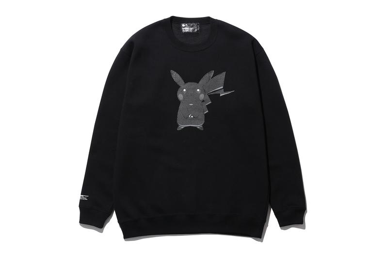 THUNDERBOLT PROJECT BY FRGMT POKeMON SKP S beijing Pop Up hiroshi fujiwara menswear streetwear fall winter 2020 collection fw20 t shirts hoodies jackets
