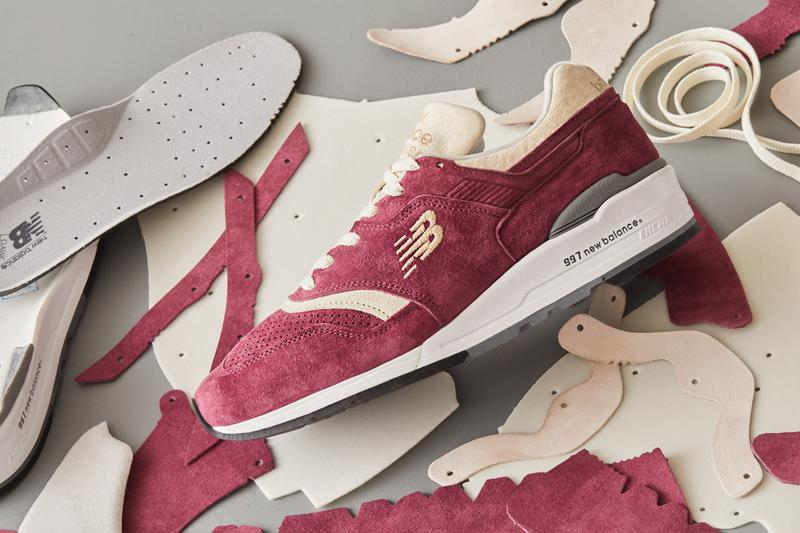 todd snyder new balance 997 triborough collection flying nb logo gray blue burgundy official release date info photos price store list buying guide