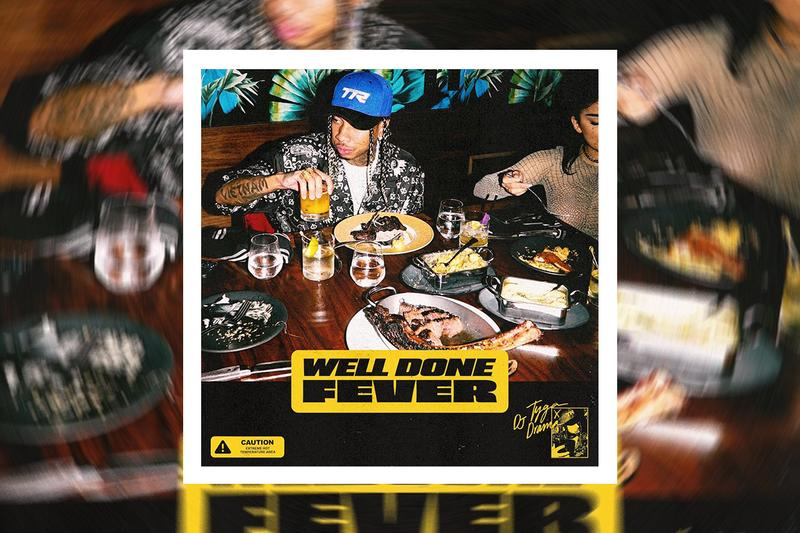 Tyga Well Done Fever Album Stream too raw onlyfans management company tyler herro jack harlow pop smoke