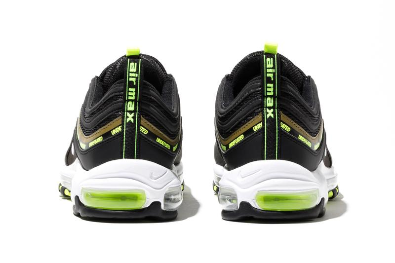 undefeated nike sportswear air max 97 december 2020 official release date info photos price store list buying guide flight jacket black volt dc4830 001 300