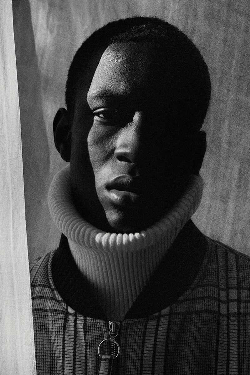 UNIFORME Paris Fall/Winter 2020 Collection Sustainability Julien T. Hamon Benoît Martinengo Corrèze France Lookbook Menswear Release Information Cosy Season Outerwear Sweaters Jumpers Knits Formal