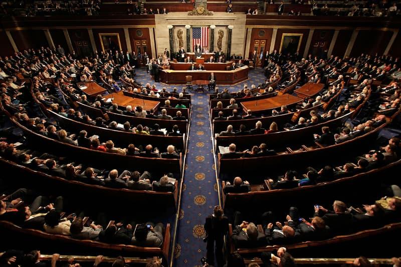 congress covid 19 coronavirus pandemic stimulus bill illegal streaming felony criminalization legal legislation america united states us