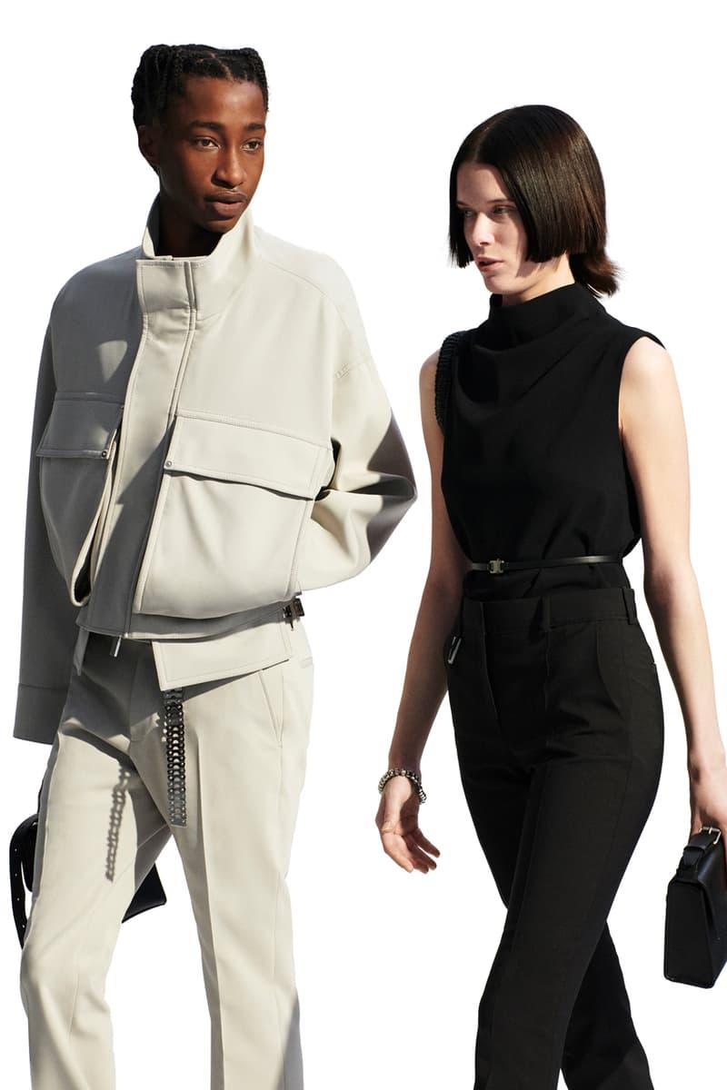 1017 ALYX 9SM Fall/Winter 2021 Collection Lookbook fw21 menswear womenswear matthew m williams