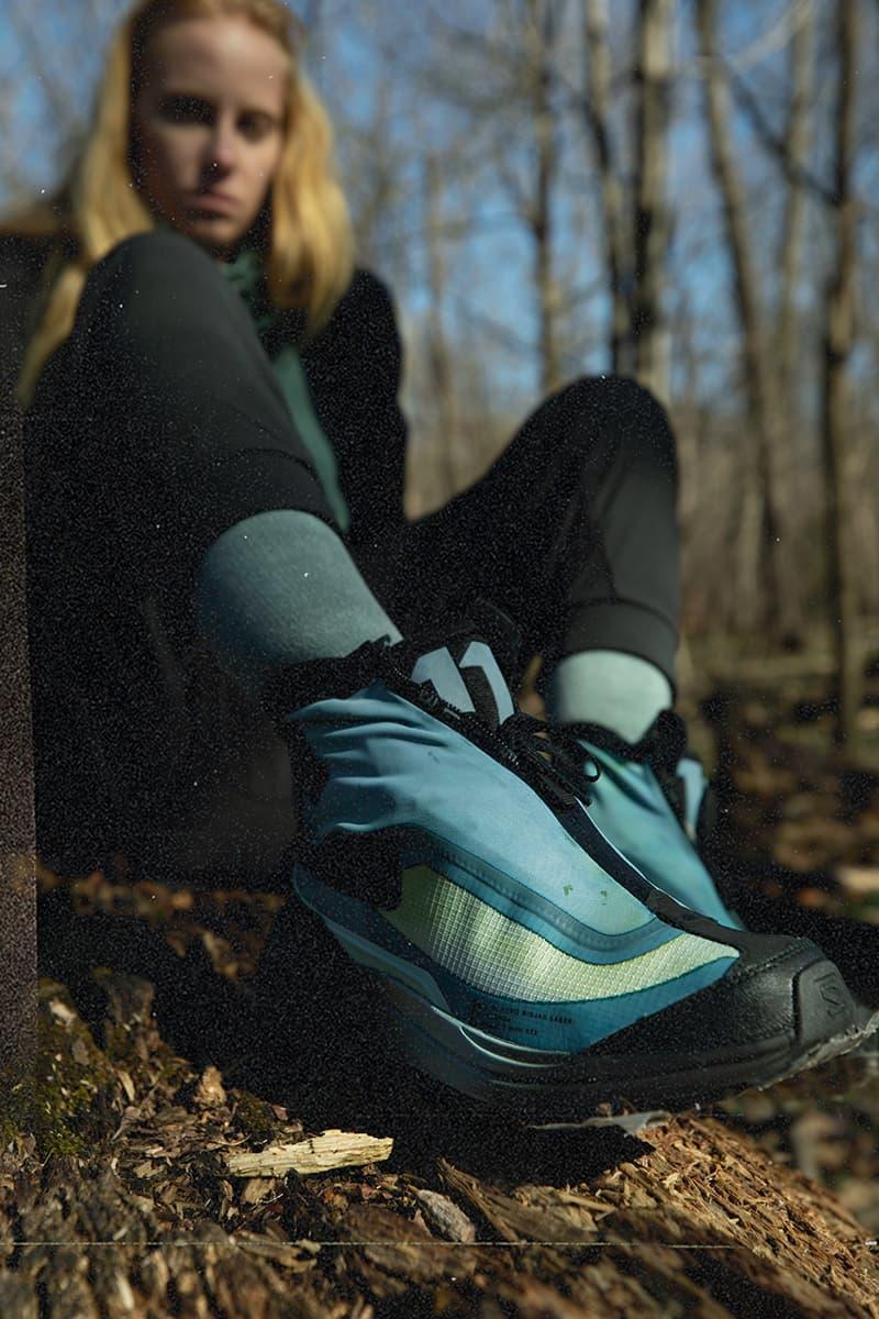 11 by Boris Bidjan Saberi Salomon Advanced Bamba 2 High boot gtx gore tex weather hiking shoes sneakers kicks trainers runners fall winter 2020 collection fw20