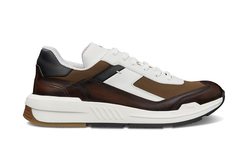 Berluti Pulse Running Sneaker Colorways luxury shoe kris van assche leather nylon patina canvas signature menswear footwear