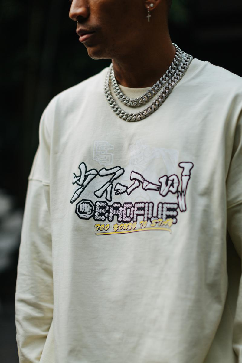Li-Ning Drops 'Too Young To Stay' Collection Basketball China Sportswear Streetwear Fashion HYPEBEAST