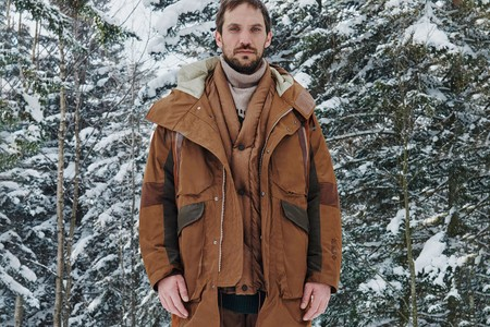 WHITE MOUNTAINEERING FW21 Delivers Quietly Dapper Winterwear