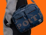 PORTER Celebrates 85th Anniversary With a BYBORRE Bag Collaboration
