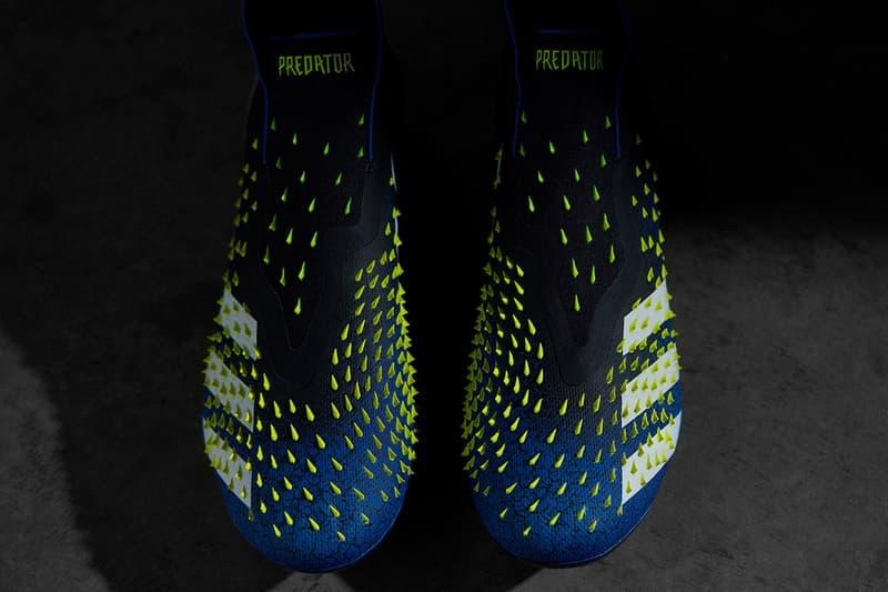 Adidas PREDATOR FREAK Football boot release rubber spikes demonskin release information