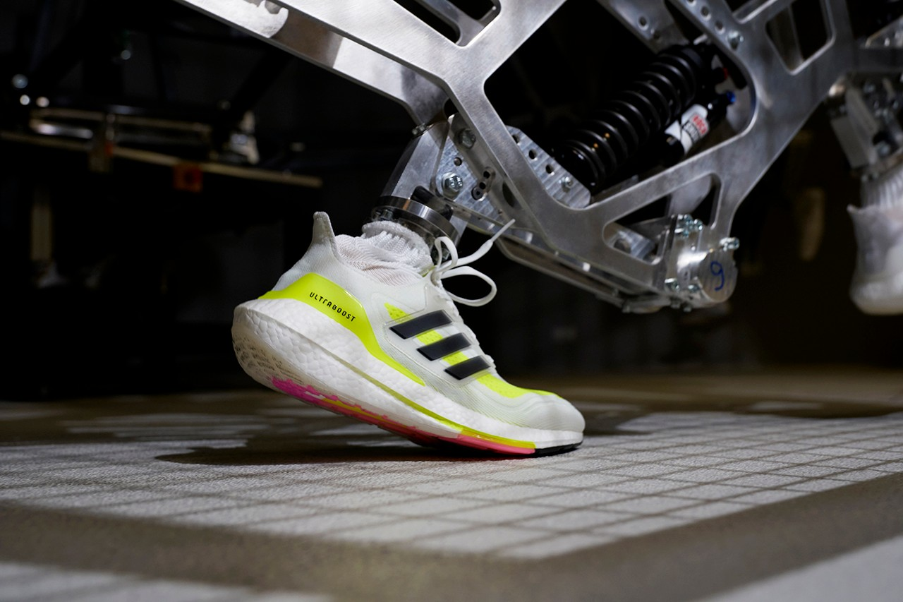 adidas UltraBOOST 21 2021 Three Stripes Sam Handy Running Creative Director Interview Exclusive HYPEBEAST BOOST Shoe Sneaker Footwear Release Information Drop Date Closer First Look Announcement Tech Parley for the Oceans Recycled Plastic Sustainability