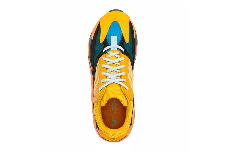 adidas YEEZY BOOST 700 Sun Official Look Release Info gz6984
