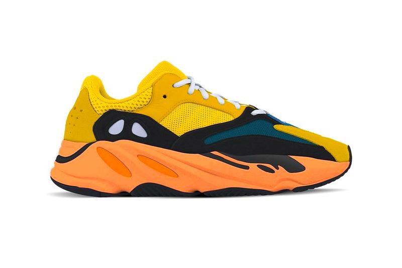 adidas YEEZY BOOST 700 Sun Potential Release Date Info Buy Price Kanye West yellow orange