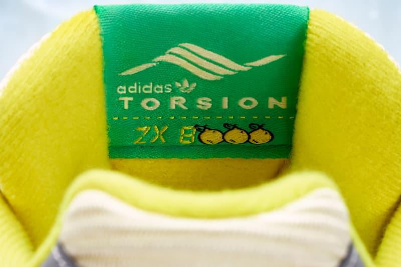 adidas zx 8000 frozen lemonade H68010 release date photos store list buying guide info