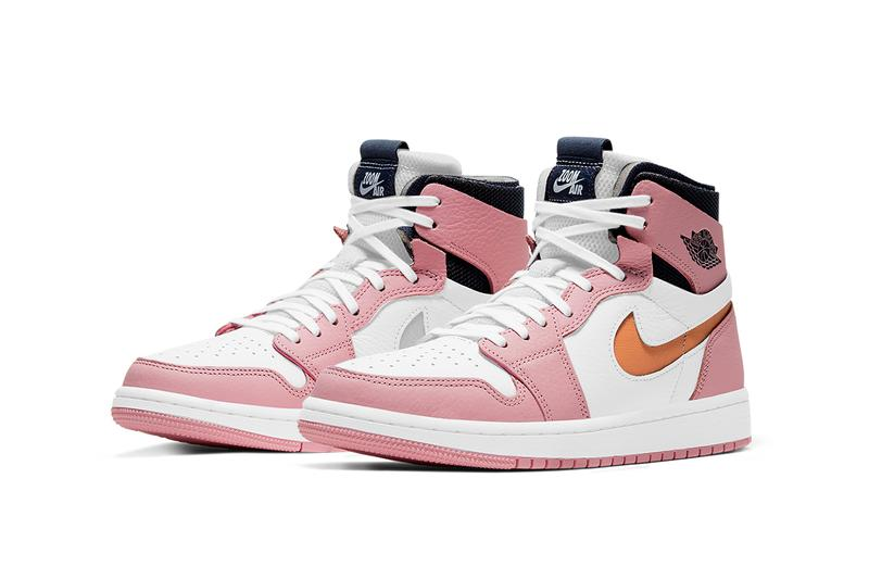 air jordan 1 high zoom cmft pink glaze cactus flower white sail CT0979 601 release date info photos store list buying guide