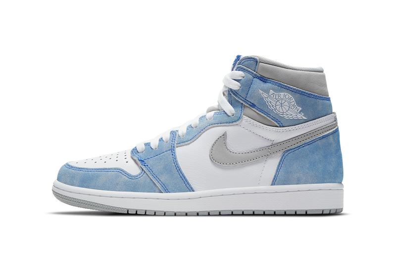 air jordan brand 1 hyper royal white light smoke grey 555088 402 official release date info photos price store list buying guide