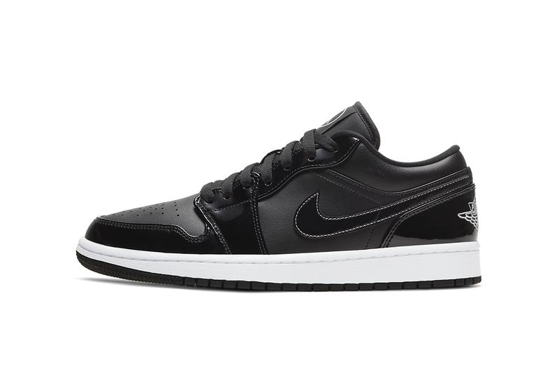air jordan 1 low all star weekend se asw black white DD1650 001 release info store list buying guide photos