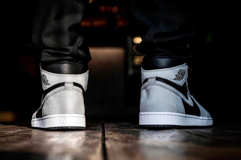 Air Jordan 1 Retro High OG Shadow 2.0 First Look Release Info 555088-035 Buy Price Date