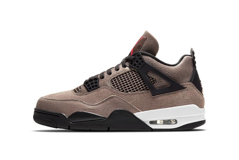 air jordan 4 taupe haze DB0732 200 release date info price store list buying guide oil grey off white infrared 23 photos official images