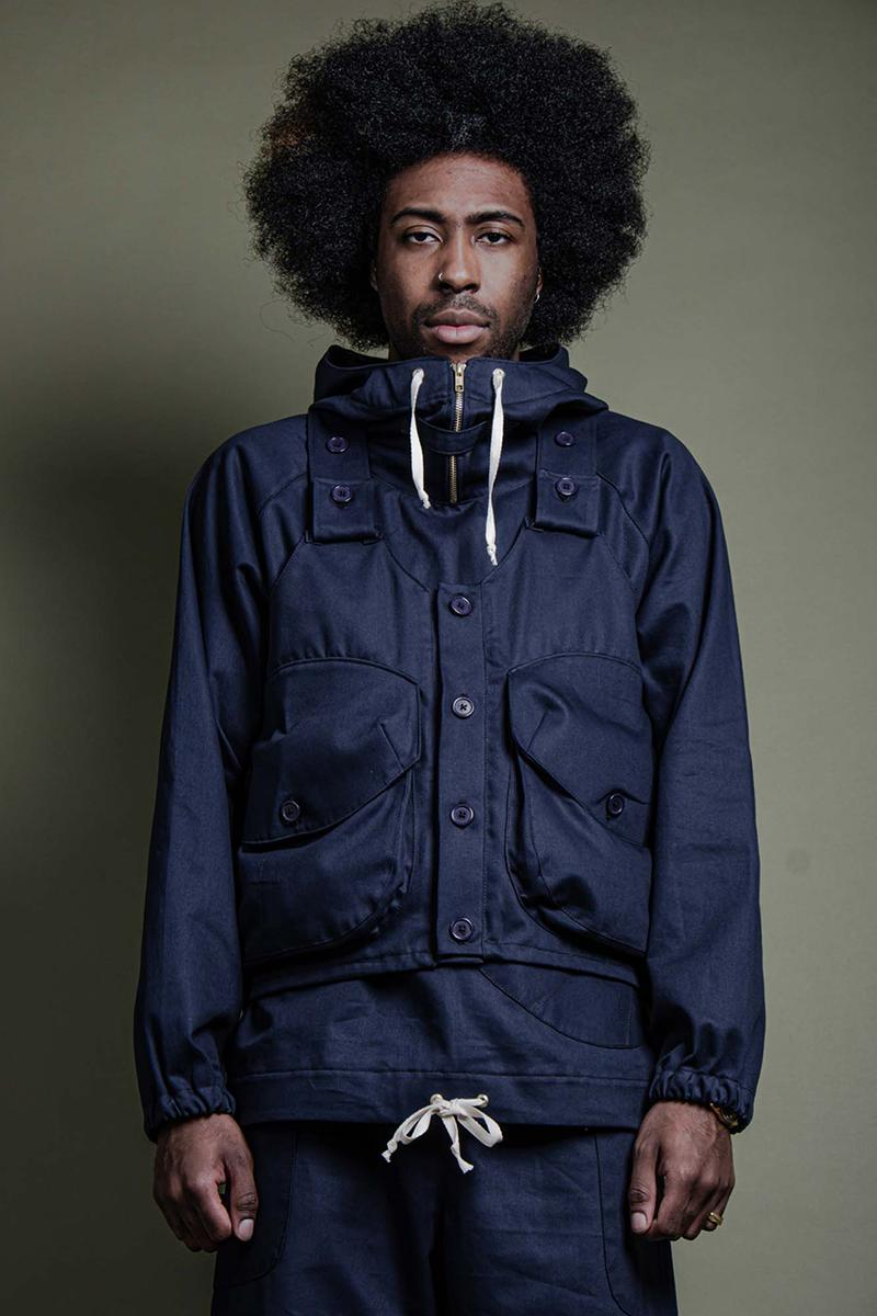 Äkta Norr made in England outerwear Manchester collection release information