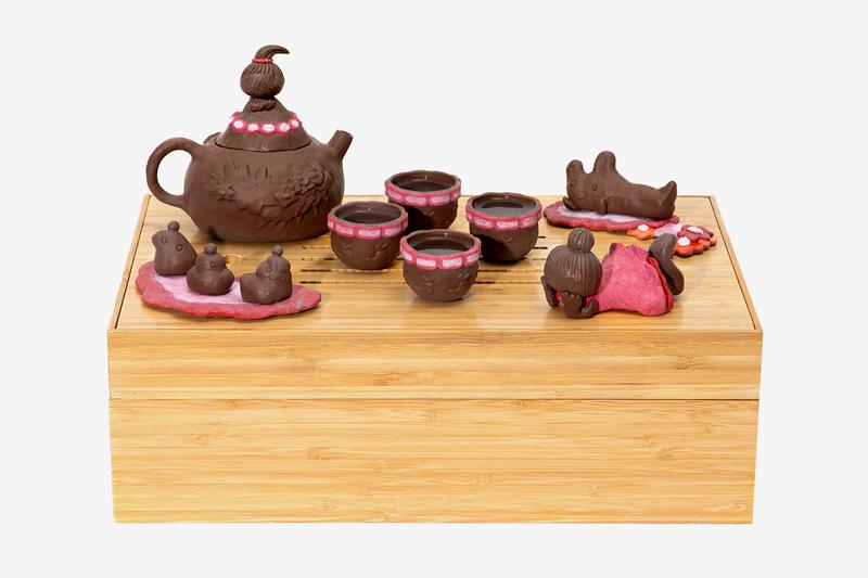 AllRightsReserved Rokkaku Ayako Tea Set release Info arr magic hand ddt store