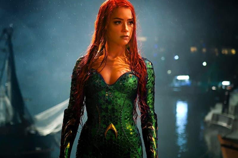 Amber Heard Aquaman Mera HBO Max Spinoff Rumor Announcement YouTuber Grace Randolph