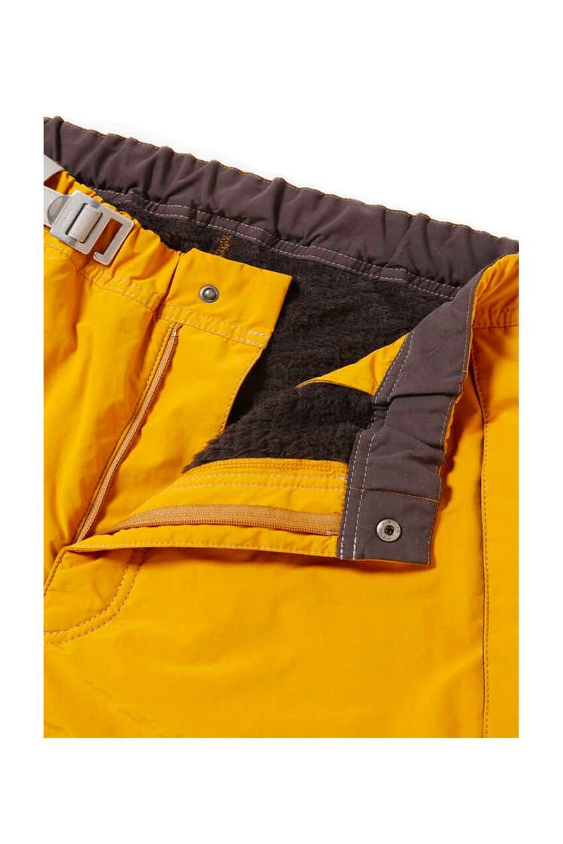 and wander, barbour, hiking, jacket, pants, hats, mountaineering, japan, british, heritage, wax, corduroy, waterproof, performance,
