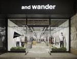 and wander Outdoors Ethos Yields Sleek Marunouchi Flagship Store