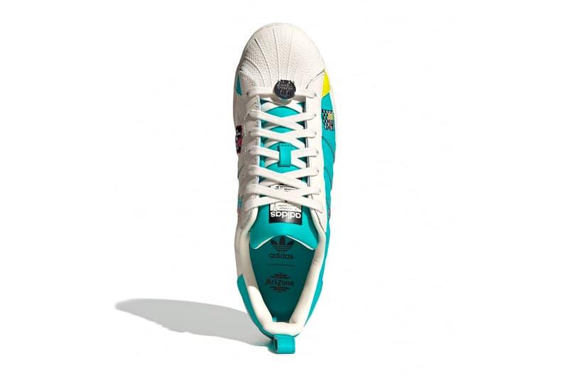 AriZona Iced Tea adidas Superstar First Look Release Info gz2861 Buy Price Date