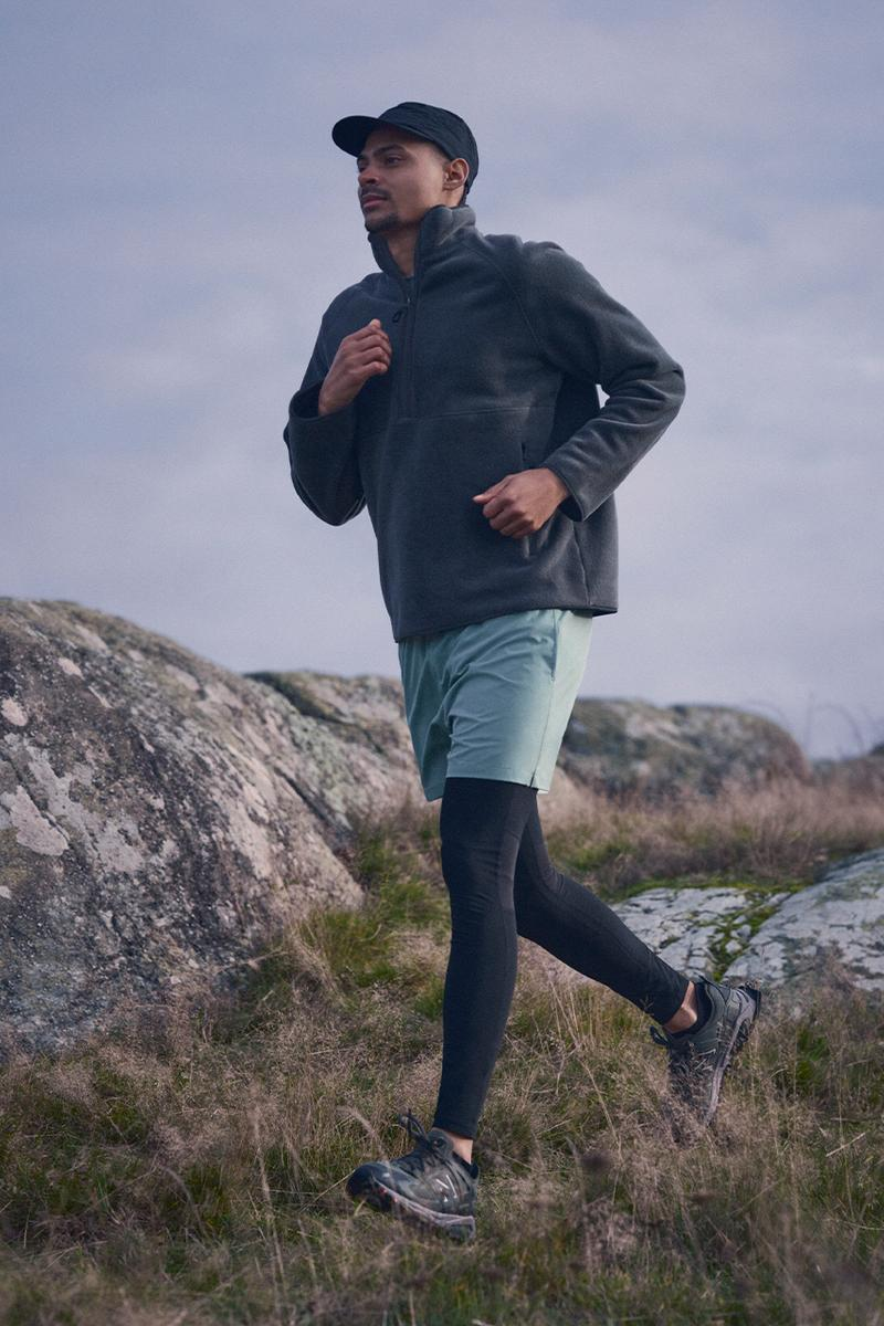 arket spring summer 2021 sports wear collection running clothing release information