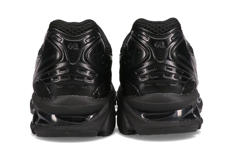 asics gel kayano 14 all triple black white 1201a019 001 100 official release date info photos price store list buying guide