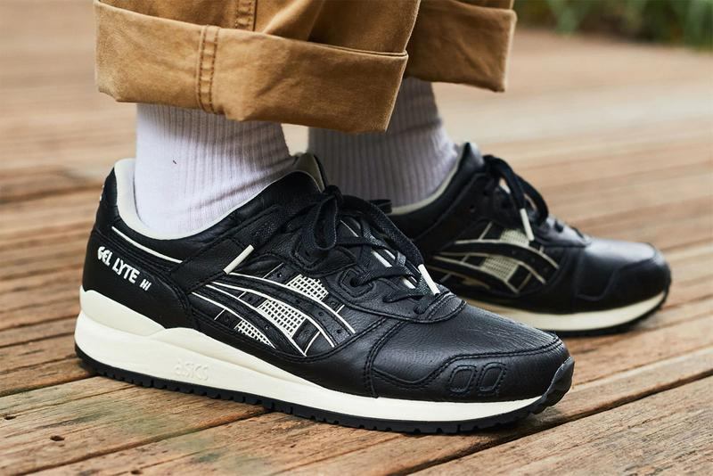 asics gel lyte iii og black white 1201A081 100 1201A081 001 release info store list price buying guide photos