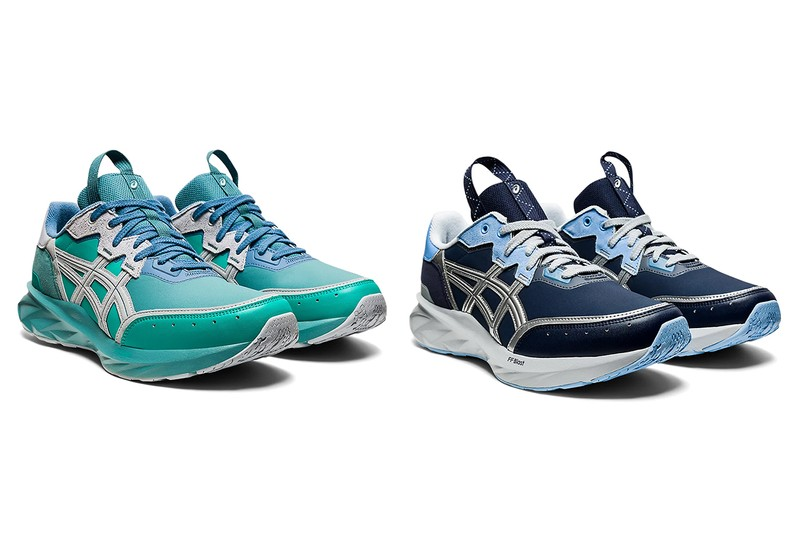 ASICS' New HS1-S Tarther Blast Sports Curated Style by Kiko Kostadinov Studio