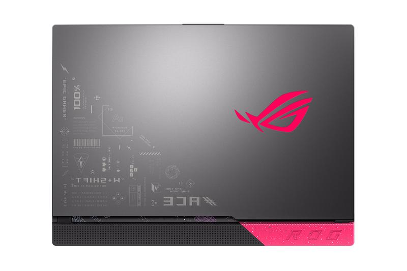 asus republic of gamers gaming laptops ces 2021 release announcements g15 x13 scar 15 17