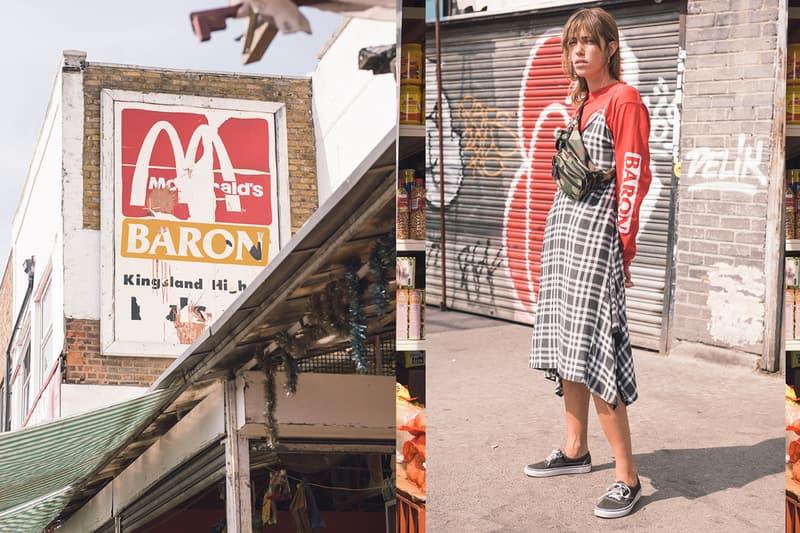 Baron Clothing Company Reissue Collection Matty D'Arienzo Flash Sheet
