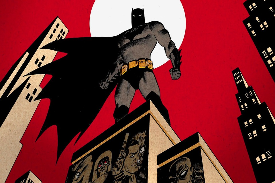 Batman The Animated Series Sequel Rumored For Hbo Max Hypebeast
