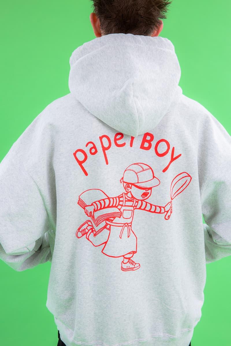 beams paperboy Paris collaboration information needles Clarks Originals Wallabees
