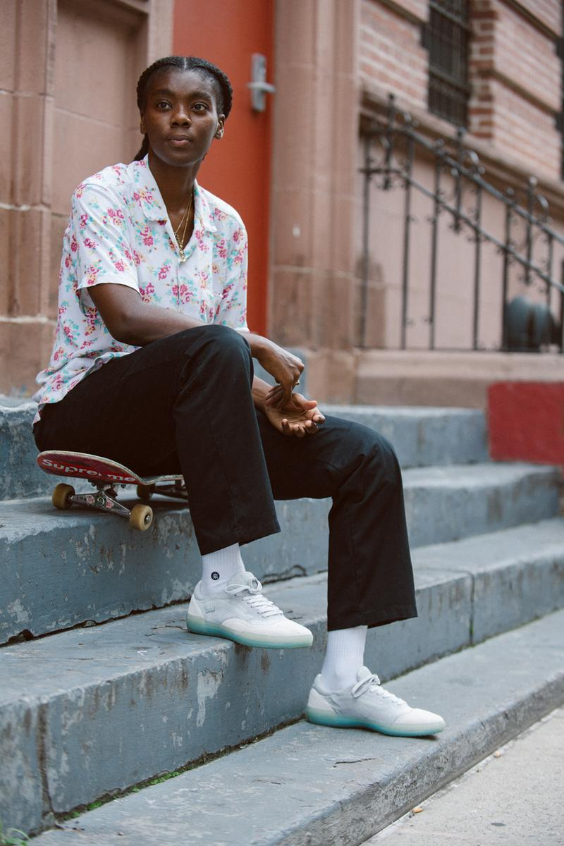 vans skatebaording Beatrice Domond anthony van Engelen ave pro skate shoe bone jade official release date info photos price store list buying guide