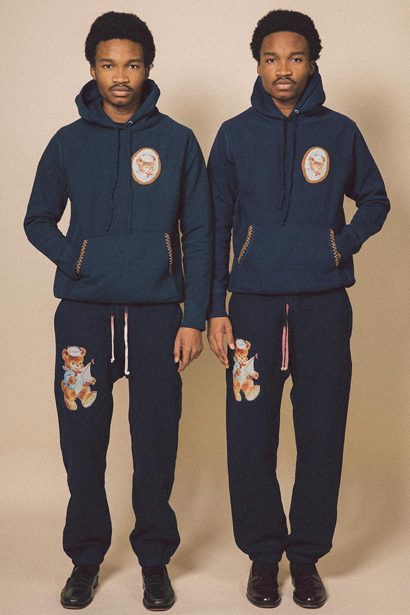 bentgablenits The Carnival Collection Release Info Date Buy Price Chore Jacket Hoodies Sweatpants