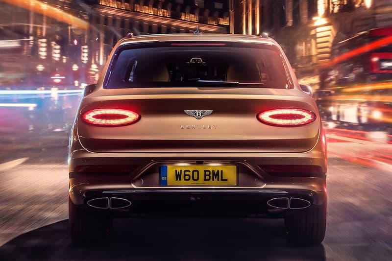 bentley bentayga 2021 plug in hybrid electric vehicle cars motor v6 engine combustion li
