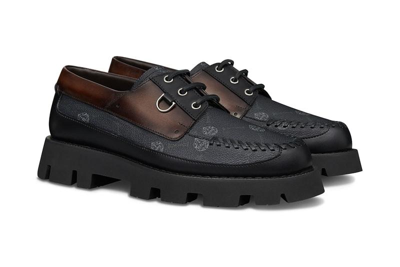 Berluti's Latest Footwear Design Flips the Humble Boat Shoe