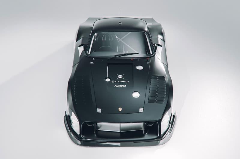 Bisimoto Porsche 935 Moby X Electric Futuristic Acronym Khyzyl Saleem and Errolson Hugh