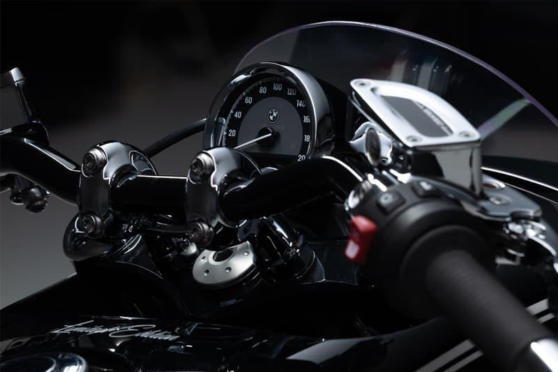 BMW Motorrad New Kingston Custom R 18 Bike Spirit of Passion Dirk Oehlerking motorbikes